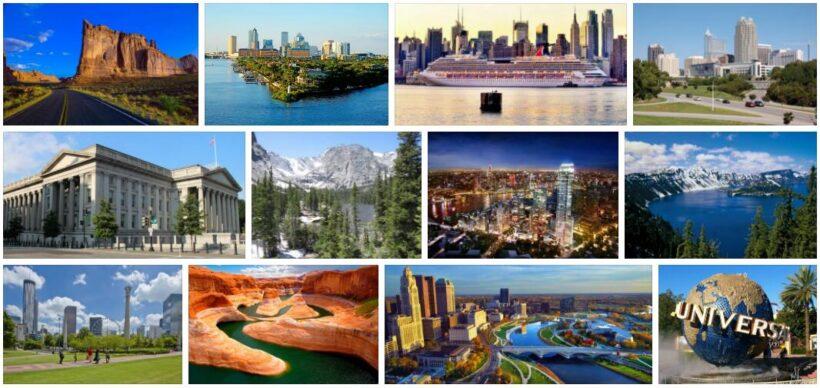 North America Geography