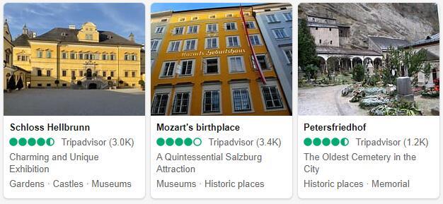 Salzburg Attractions 2