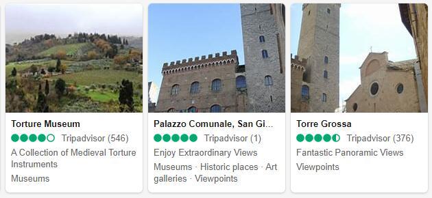 San Gimignano Attractions 2
