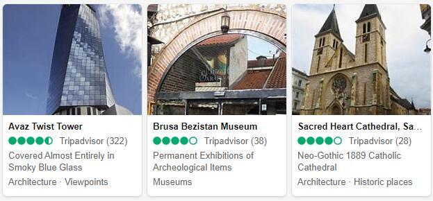 Sarajevo Attractions 2