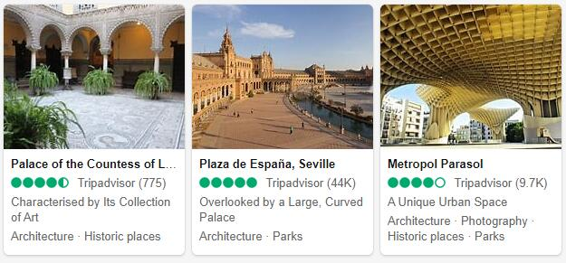Seville Attractions 2