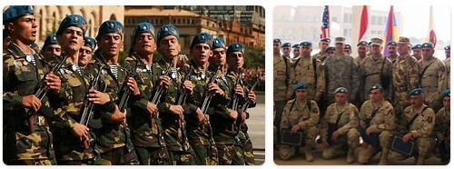 Armenia Military