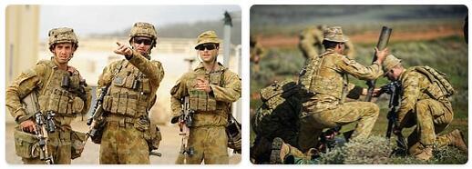 Australia Military