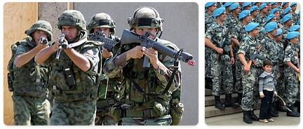 Bulgaria Military