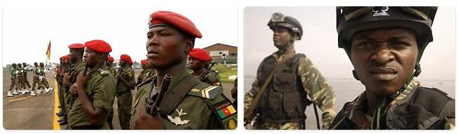 Cameroon Military