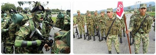 Colombia Military