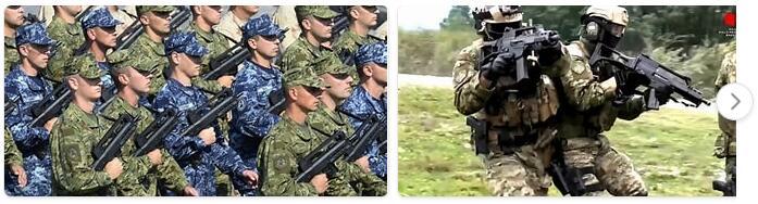 Croatia Military