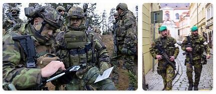 Czech Republic Military