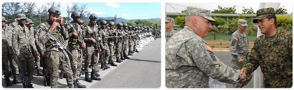 Dominican Republic Military