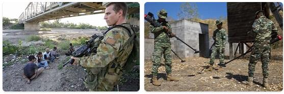 East Timor Military