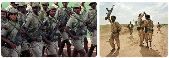 Eritrea Military
