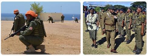 Fiji Military