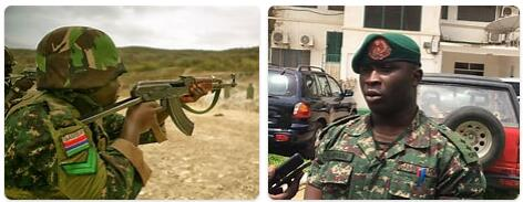 Gambia Military