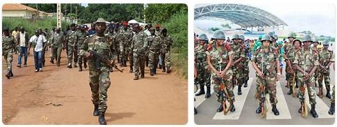 Guinea Military