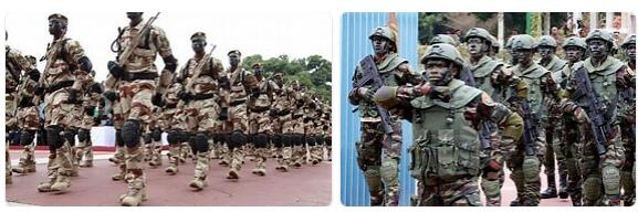 Ivory Coast Military