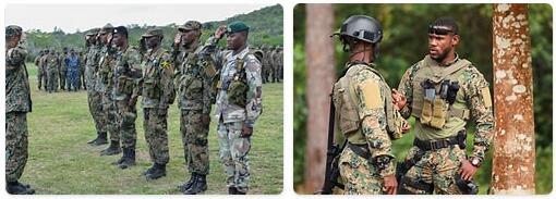 Jamaica Military