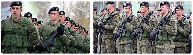 Kosovo Military