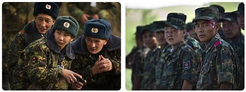 Kyrgyzstan Military