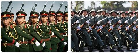 Laos Military
