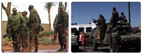 Lesotho Military