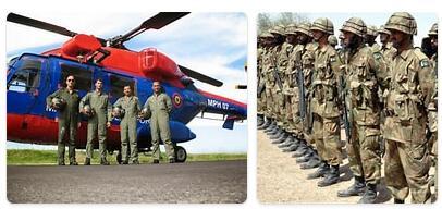 Mauritius Military