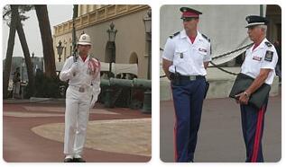 Monaco Military