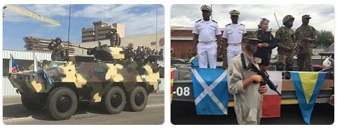 Namibia Military