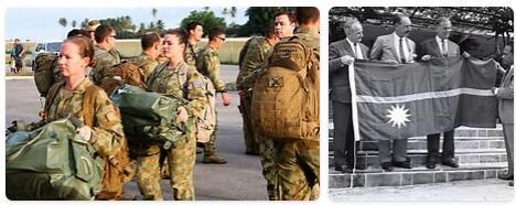 Nauru Military