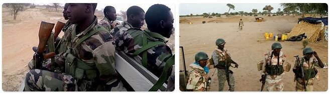 Niger Military
