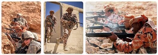 Oman Military