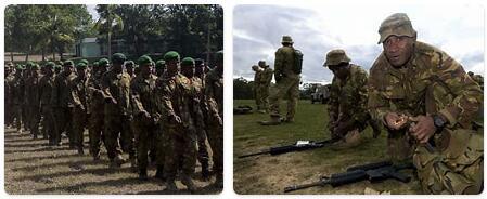 Papua New Guinea Military