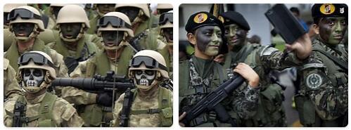 Peru Military