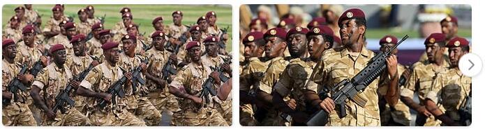 Qatar Military