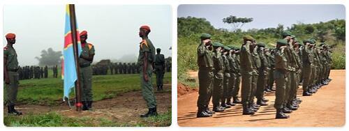 Republic Of The Congo Military
