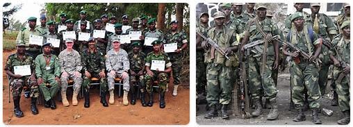 Rwanda Military