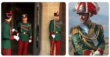 San Marino Military