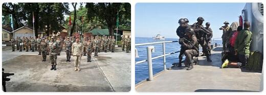 Seychelles Military