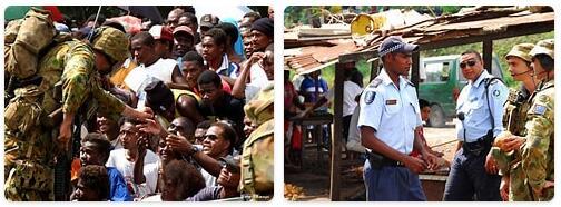 Solomon Islands Military