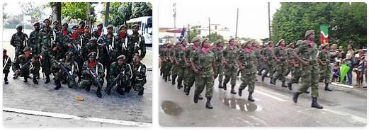Suriname Military