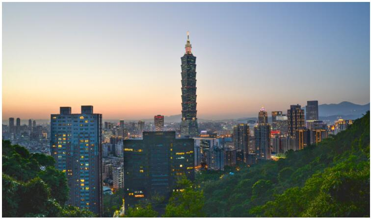 Taiwan-Hong Kong-Macao