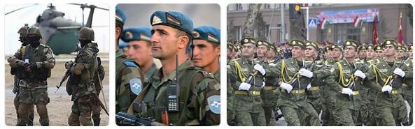 Tajikistan Military