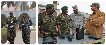 Tanzania Military