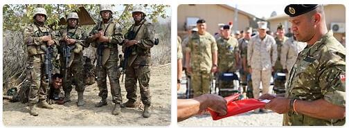Tonga Military
