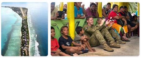 Tuvalu Military