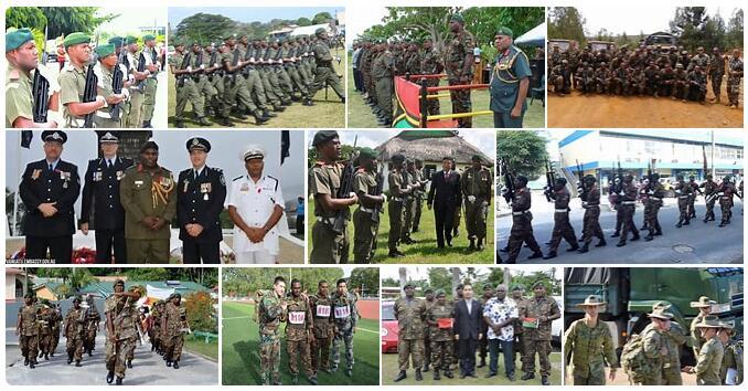 Vanuatu Military