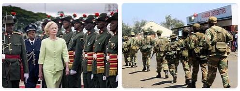 Zambia Military