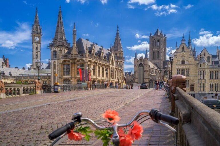 Best travel time for Belgium