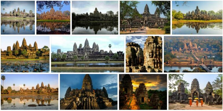 Cambodia Geography