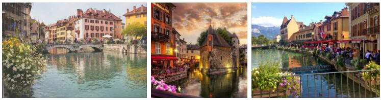Annecy, France Overview