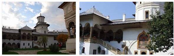 Horezu Monastery (World Heritage)